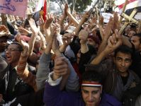Does Optimism with Egyptian Revolution Fade with the Return of Sectarian Violence?