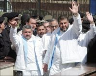Innocent MB deputy Al-Shater and colleagues released following years of detention
