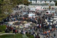 Freedom and Justice Party Condemns Cowardly Ankara Bombing