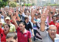 Egypt Pro-Democracy Alliance Escalates January 25 Protest Campaign Preparations