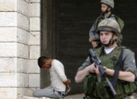 IOF troops clash with Palestinian youth