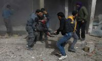Muslim Brotherhood Condemns Massacres, Ethnic Cleansing in Ghouta