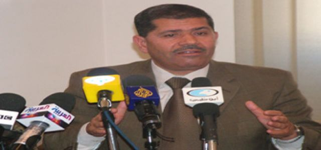 Morsy: MB Never Exercised Violence And Always Condemned it, No Relation with Al-Qaeda