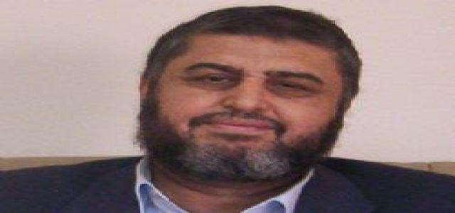 Al Shater Appeals to Palestinian Factions To End Violence