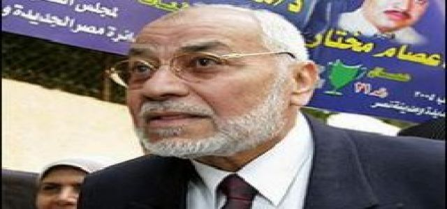 MB Urges Hamas and Fatah Leaders Meeting in Cairo to Reach Agreement