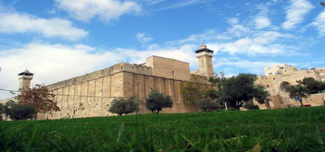 Palestine Visit: Hebron and Ibrahimi Mosque