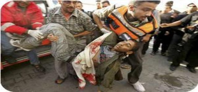 IOF troops commit new crime in Gaza, kill two more Palestinians