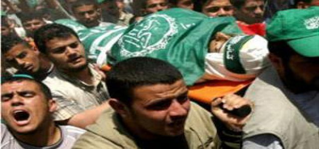 Seven Palestinian fighters killed while confronting invading IOF troops