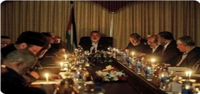 Caretaker gov'nt: Some PA parties are involved in Gaza siege