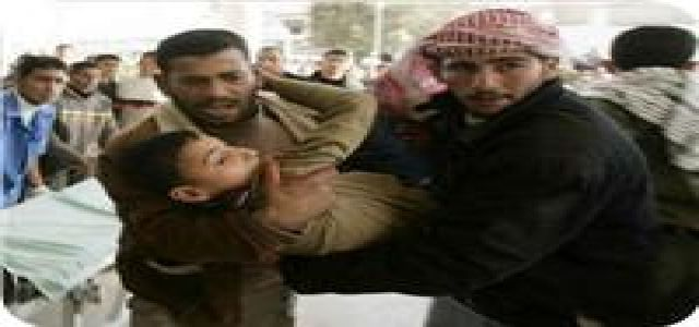 Five Palestinians killed in IOF shelling including a mother and her daughter