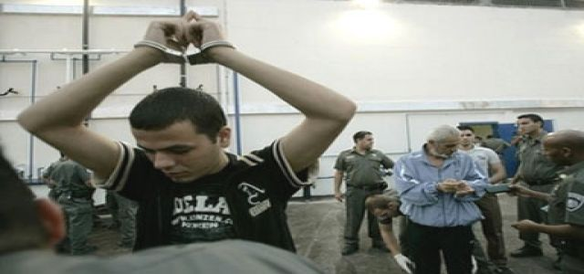 "Palestinians mark ""Prisoner Day,"" demand freedom of 12,000 captives"
