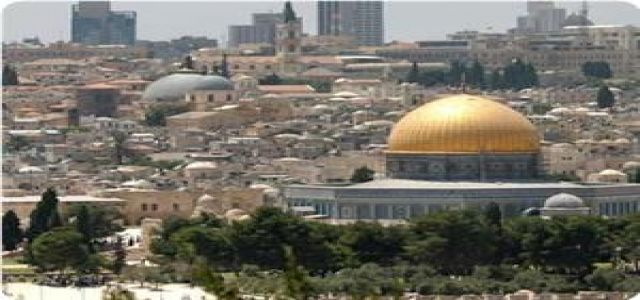 Hamas deplores Israel's ban on events marking Jerusalem as Arab cultural capital