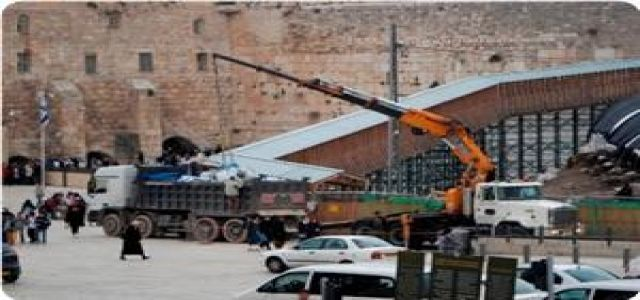Khatib: Israel's settlement activity in Jerusalem a blow to the PA negotiator