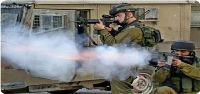 IOF troops kill four Palestinian resistance fighters in northern Gaza