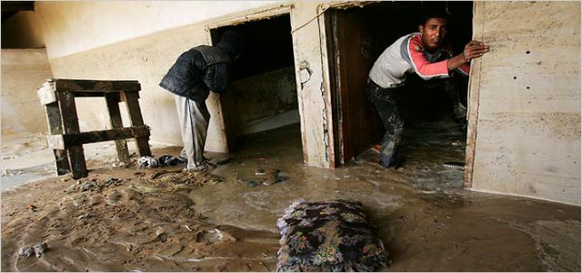 Mizan: Israeli aggression destroyed water networks, put lives of Gazans at risk