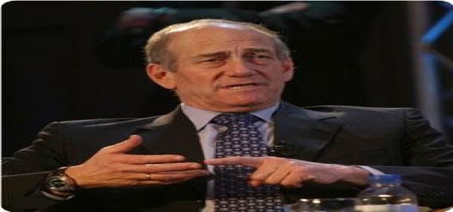 Olmert says he will not attack Gaza if homemade missiles are halted
