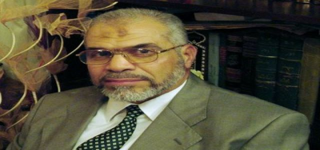 MB Leader Mahmoud Ghozlan, Seven Others Released From Jail