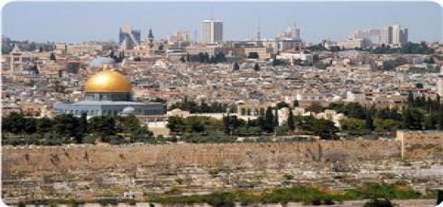 Islamic-Christian front warns of scheme targeting Arab presence in Jerusalem