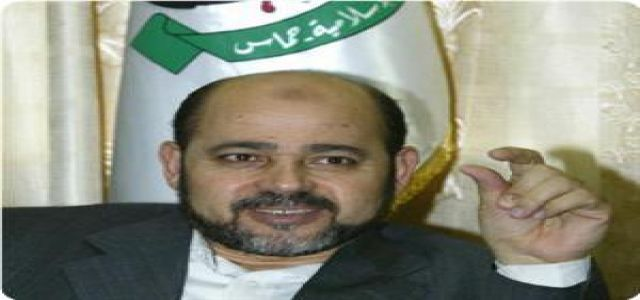 Hamas Will Not Recognize 2009 President Unless Elected: Mousa Abu Marzuk