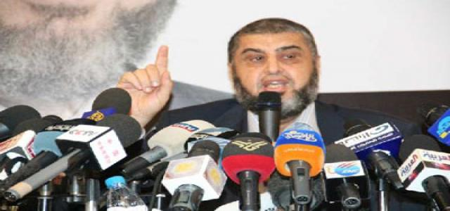 Al-Shater Expects SCAF to Ratify Disenfranchisement Law