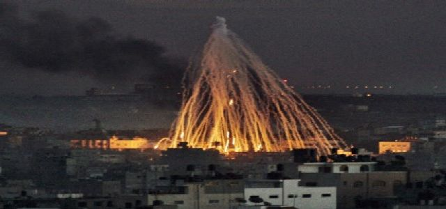 Did banned media report foretell of Gaza war crimes?