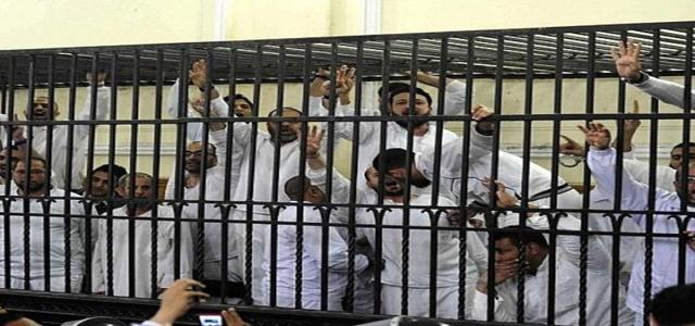 20 Muslim Brotherhood Members Referred to Military Court