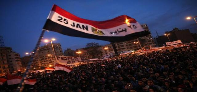 Egypt's Anti-Coup Coalition Calls Important Milestone: January 25 Revolution Protest Wave