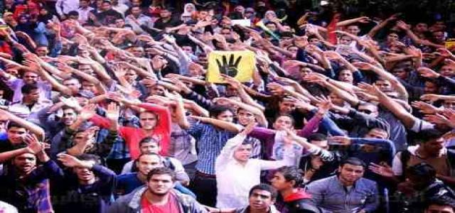 Egypt's Pro-Democracy Coalition Calls 'Egypt Speaks Revolution' Preparatory Protest Campaign