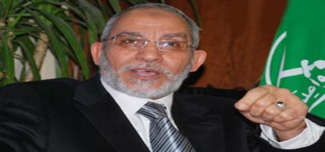 Badie to Italian Ambassador: Egypt is Going Through Important Rebuilding Phase