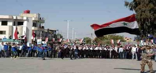 Syria Muslim Brotherhood on the Anniversary of French Withdrawal: No Place for Occupiers in Syria