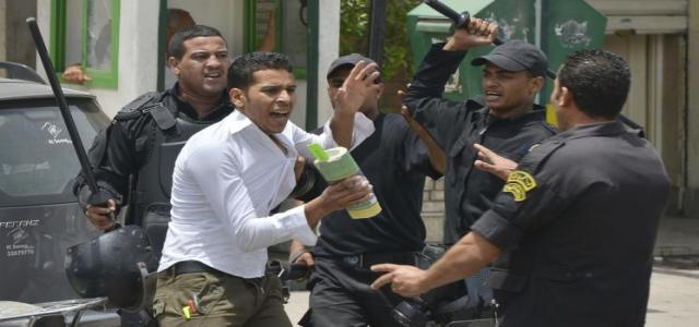 Human Rights Report Documents Torture, Violations in Prisons Against Egypt Students