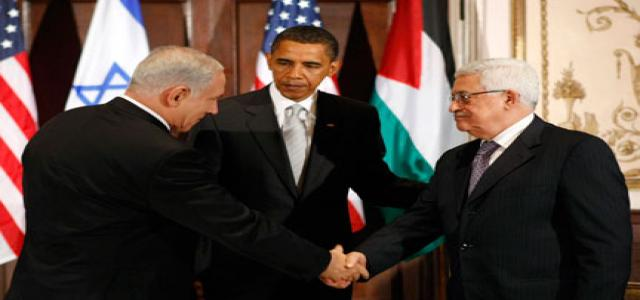 What Obama Hasn't Changed About the Mid East Peace Process