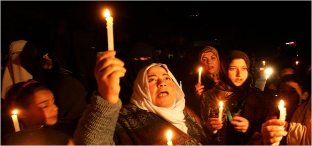 OCHA: Most Gaza people still suffer from power crisis