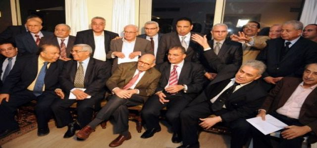 ElBaradei and MB assert large numbers equal change