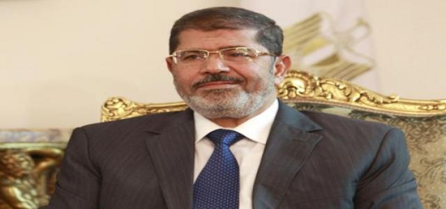 President Morsi Expresses Sincere and Profound Concern for Sandy Afflicted States, Egyptians