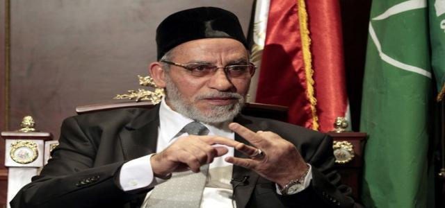 Muslim Brotherhood: Egypt National and Religious Institutions Will Reject Anti-Revolution Tactics