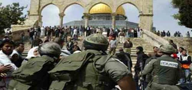 Pro-Democracy Alliance Statement Calls 'Support Al-Aqsa Mosque' Week of Peaceful Protest