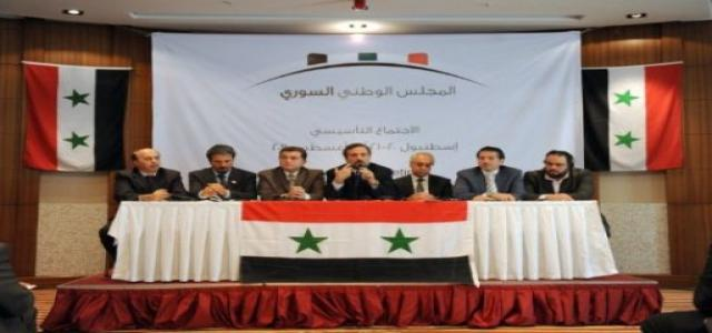 Syrian National Council: Assad's Threat to the World not to Recognize Us