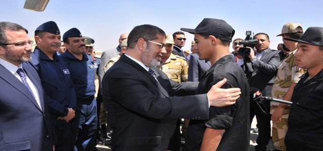 Egypt Muslim Brotherhood Pays Tribute to All Who Helped Free Kidnapped Soldiers in Sinai