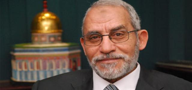 MB Chairman: We Reject Attempts to Steal the Revolution