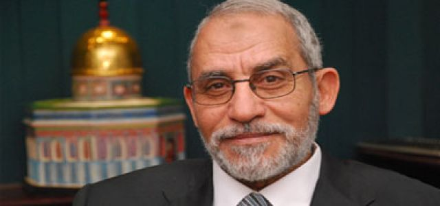 "MB Chairman ""violations in the Shura Council's elections is beyond limits"""