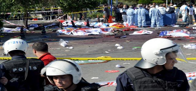 Muslim Brotherhood Strongly Condemns Ankara Terror Bombing; Deeply Regrets Loss of Life