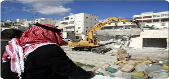 IOA demolishes Jerusalemite home without prior notice