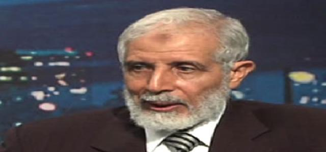 Mahmoud Ezzat: No Justification for Alliance with Dissolved National Party Officials or Thugs