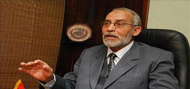 MB Chairman calls for the release of all political prisoners