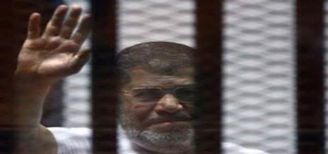 Independence of the Judiciary Front Denounces Verdict Against President Morsi
