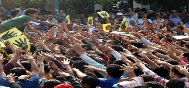 Egypt Anti-Coup National Alliance: Returning to Liberty Squares