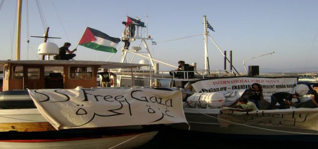 Khudari calls for international protection for Freedom Flotilla
