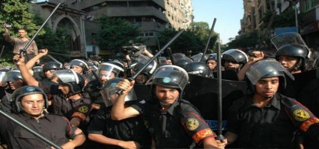 Decision to release 9 activists in Alexandria