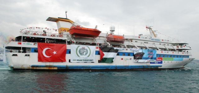 "Israeli MP's terror on aid ship: ""Plan was to kill activists and deter future convoys"""